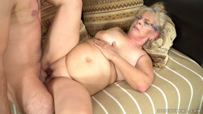 Lusty and Horny Grandmas part 11