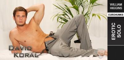 WHiggins - David Koral - Erotic Solo - 18-03-2013