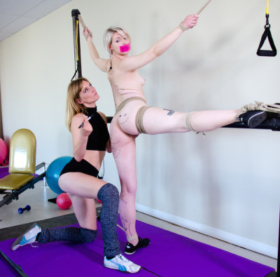 TG — Mona Wales, Ella Nova — Fat Little Whore — Mar 9, 2015 - HD