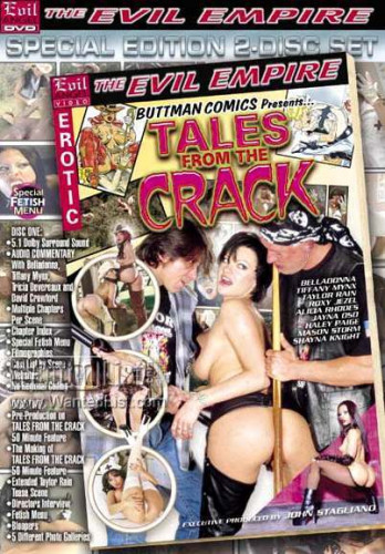Buttman Comics presents Tales From the Crack