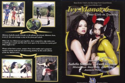 Ivy Manor 6 - Pony Girls in Training