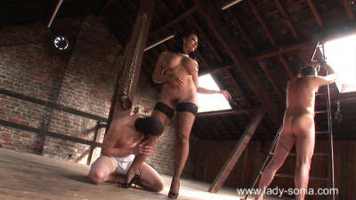 Danica Naked Domination