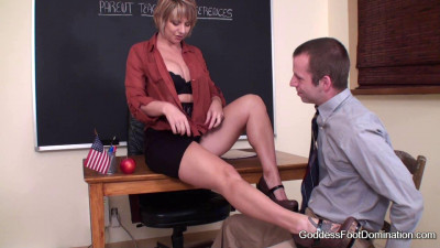 Goddess Foot Domination (2014) Pack
