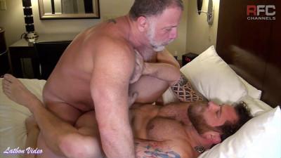 Raw Fuck Club - Rick Kelson and Riley Mitchel Part 2