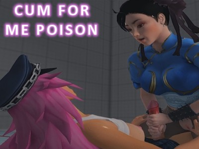 english new (Cum For Me Poison).