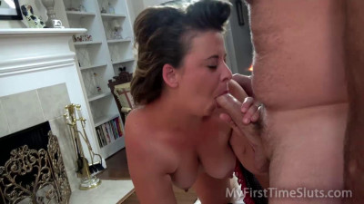 Junes First Porno full hd