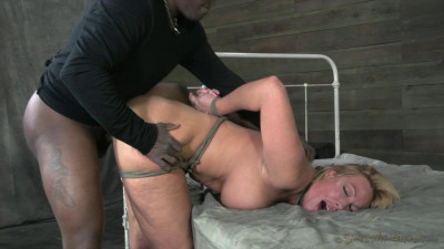 Booming Mellanie Monroe Made To Worship BBC, Punishing Deep Throat, Bound And Fucked Without Mercy