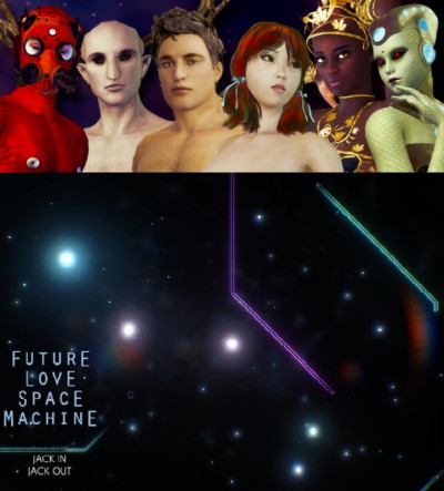 Future Love Space Machine