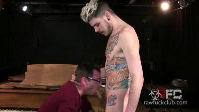 Raw Fuck Club – Luke Harding & Tristan Mathews