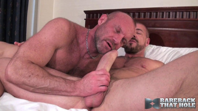 Bareback That Hole (HD) — Rocco Steele, Chad Brock