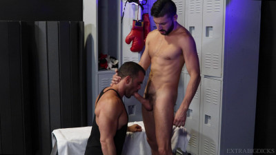 Pounded By Big Dicked Boxer — Damien Crosse and Scott DeMarco