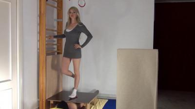 Alina In Scene