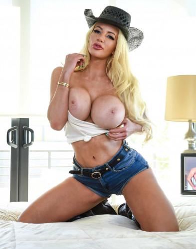 Nicolette Shea – Cock Hungry Cowgirl FullHD 1080p
