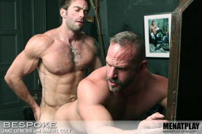 MenAtPlay Bespoke - Episode 1 - Samuel Colt & Jake Genesis