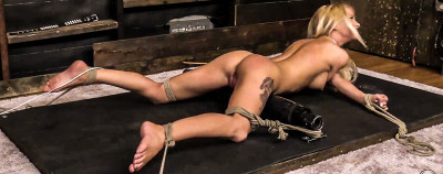 Kenzie Reeves (4 videos) / A Fine Piece of Bound Meat.