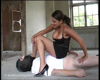 Ballbustingchicks — Natasha — Punishment For The Sex Offender — Full