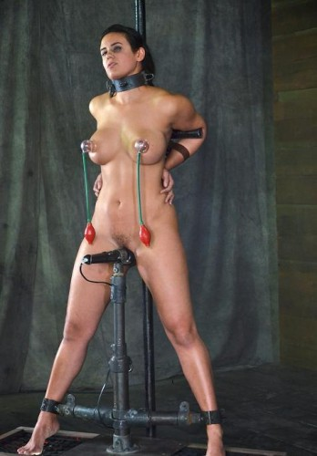 I love hot tits in the BDSM