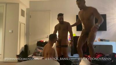 Brock Banks, Johnny & Ricky Donovan