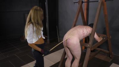 Extreme-Pain Caning Punishment