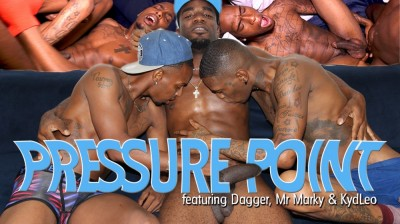 BreedItRaw Pressure Point feat Mr. Marky, KydLeo and Dagger