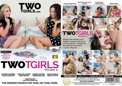 Two TGirls vol 4