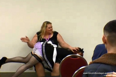 Abdl Age Play Class - Mistress Jackie With Ami Mercury - Public Diapers