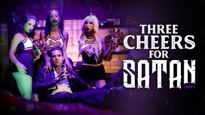 Kira Noir, Kenzie Reeves, Jane Wilde – Three Cheers For Satan (2019)