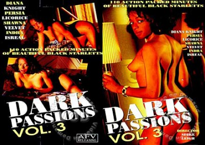 Unilluminated Passions vol 3
