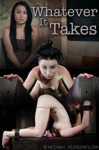Whatever It Takes - Veruca James
