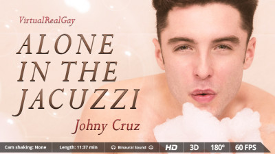 VirtualrealGay — Alone in jacuzzi — 1920low