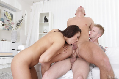 Vanessa Decker, Denis Reed, Mark Black(Fuck Both Of Us! )