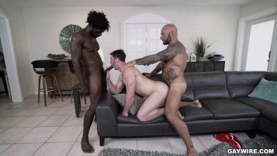 PoundHisAss – Devin Trez, Michael Boston & Jason Collins