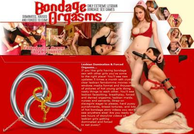 Bondage Orgasms (Natali Demore)
