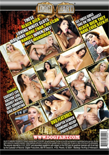 Mandingo: The King Of Interracial  vol 6