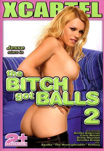 Description The Bitch Got Balls vol 2