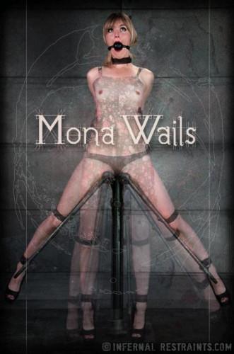 Mona Wales - Mona Wails - Only Pain HD