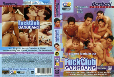 Fuck Club Gangbang