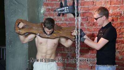The Training of Slave Zhenya - Part I