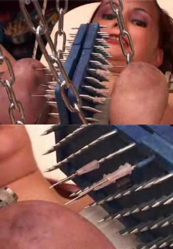 Big Needles In Tits