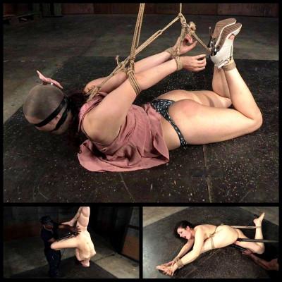 Bondage Ballerina (25 Nov 2015) Hardtied