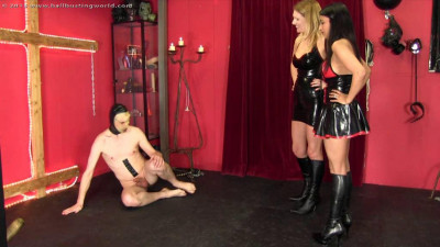 Ballbusting World - The Host With The Most