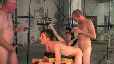 BoyNapped - Alex, Sebastian, Sean and Avery 1080p