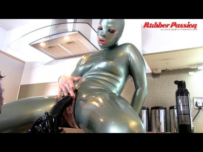 Naughty Rubber Sluts — Scene 2