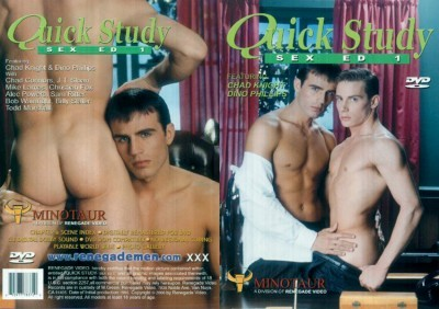 Quick Study Sex Ed Vol. 1 - Mike Lamas, Chad Knight, Dino Phillips