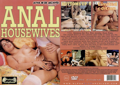 Description Anal Housewives(1970)- Vanessa Del Rio, Dave Ruby, Ron Jeremy