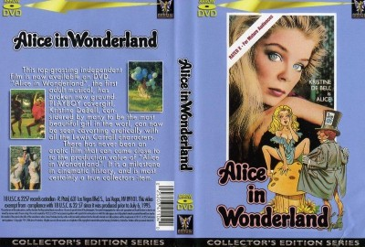 Description Alice In Wonderland (1979) - Kristine De Bell, Angel Barrett