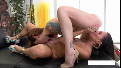 Dance For Me - pissing, dom, lesbian, video