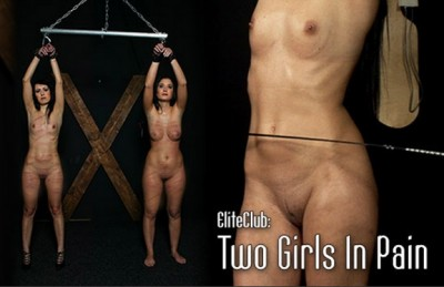 EliteClub - Two Girls in Pain (HD)