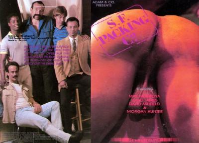 Bareback S.f. Packing Co. (1987) — Chad James, Max Montoya, David Ashfield