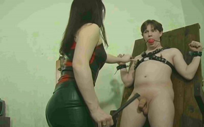 Submit To Mistress Dominique